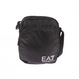 Sacoche EA7 en toile noire