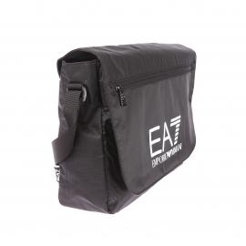 Besace EA7 en toile noire