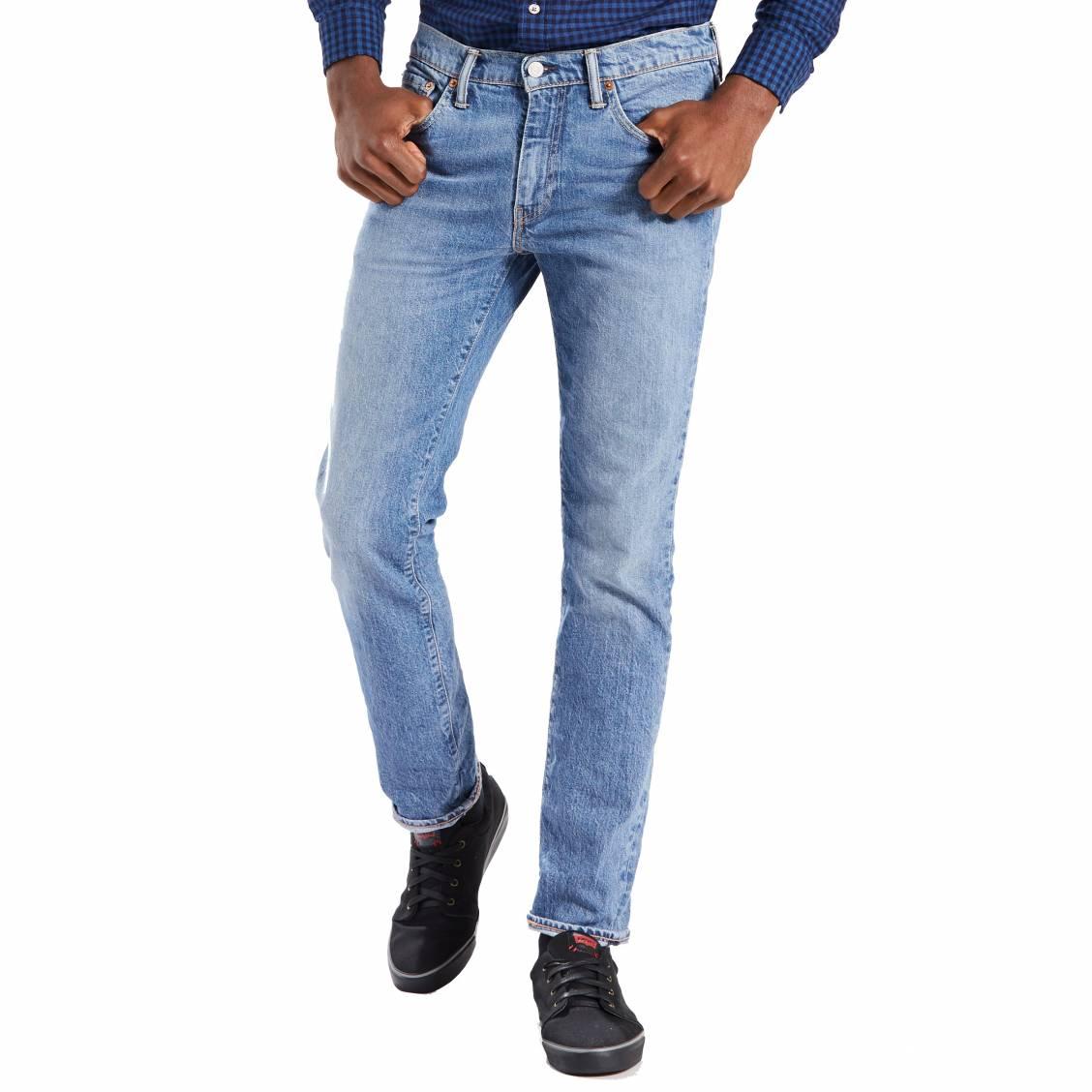 Fit Des Jean Hommes Levi's Slim 511 ThunderbirdRue Nnvw0m8O