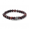 Bracelet Lucléon en véritable pierre naturelle Tigers eye