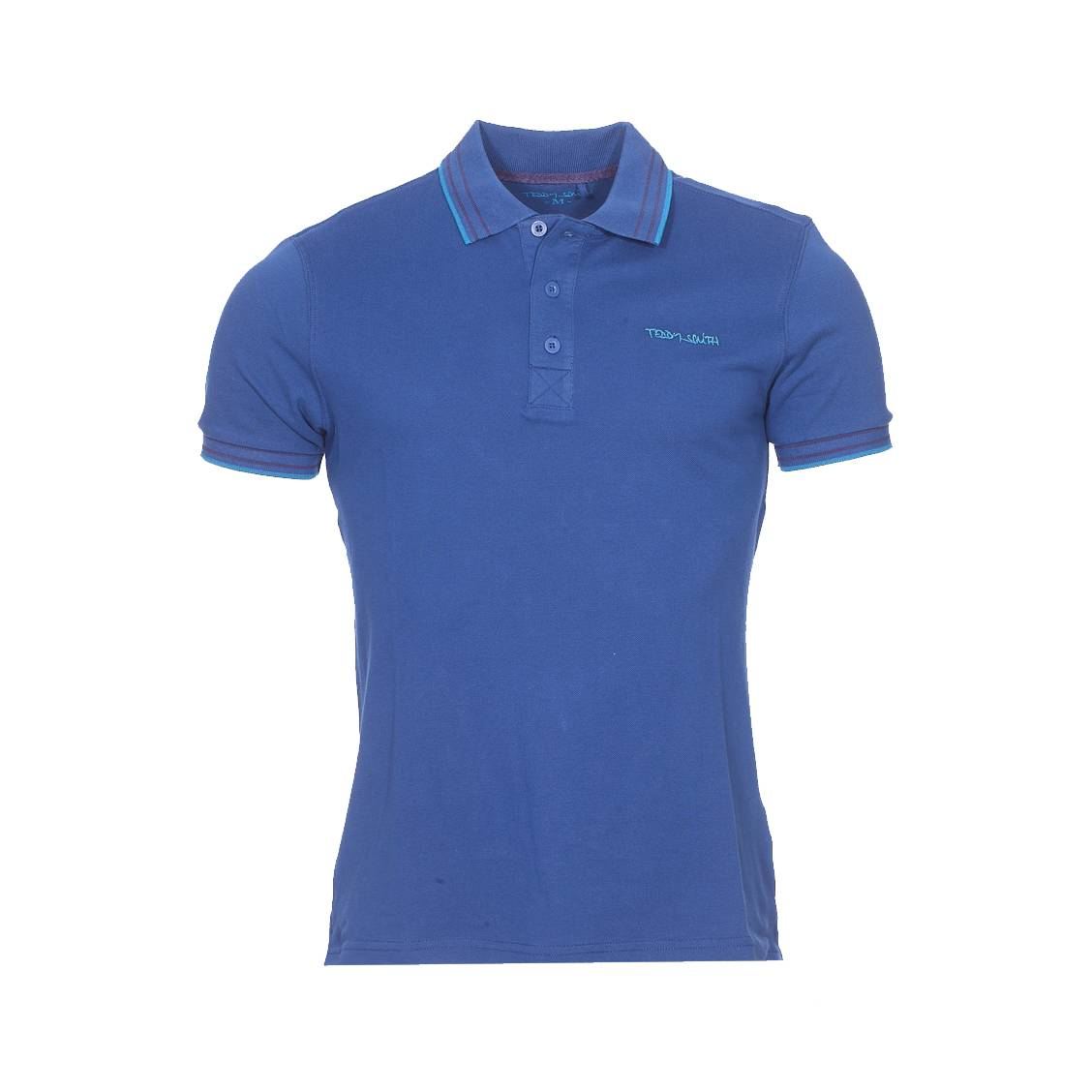 Polo homme teddy smith jusqu 55 soldes premi re for Bleu canard fonce