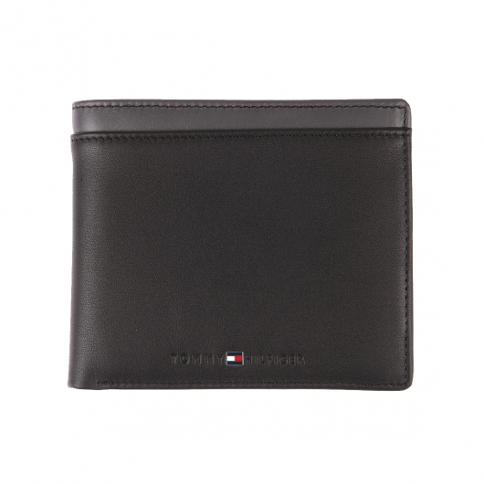 Grand portefeuille italien 3 volets tommy hilfiger color - Portefeuille tommy hilfiger homme ...