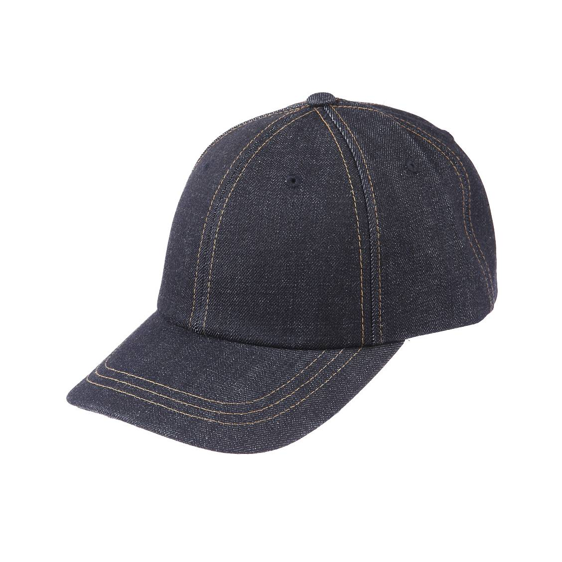 Casquette Levi s Classic Denim Baseball en jean bleu brut   Rue Des ... f3f3a68ed14