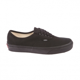 Baskets Authentic Vans en toile noire
