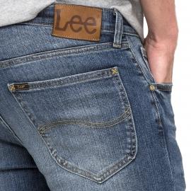 Jean droit Lee Daren Worn in