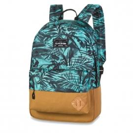 Sac à dos Dakine 365 Pack 21L turquoise à imprimés palmiers