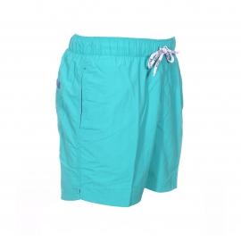 Short de bain  Hilfiger Denim bleu turquoise