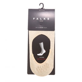 Socquettes invisibles Falke Step beige