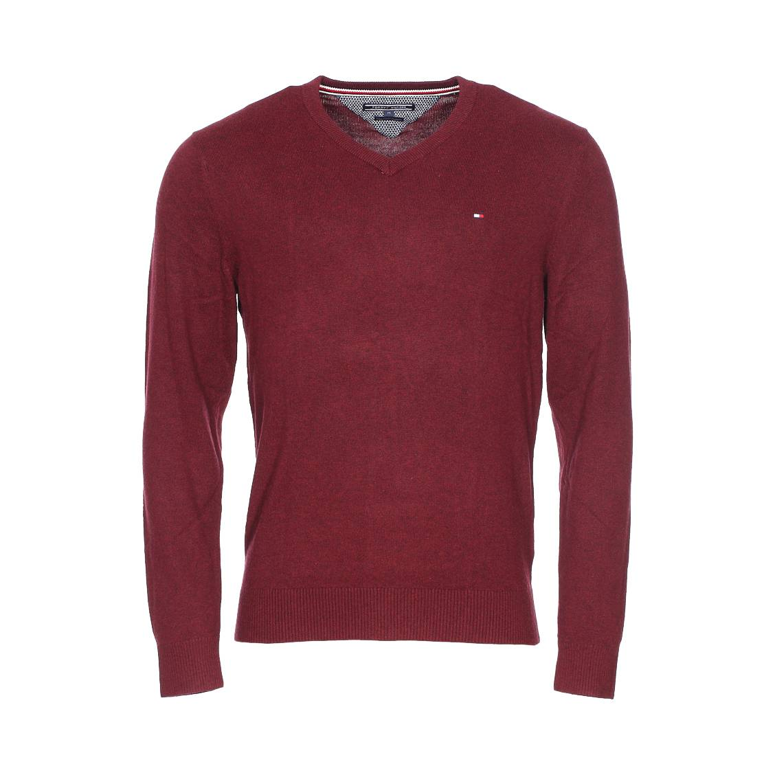 MW0MW03136 - Pull - Homme - Rouge - Taille: XXLTommy Hilfiger