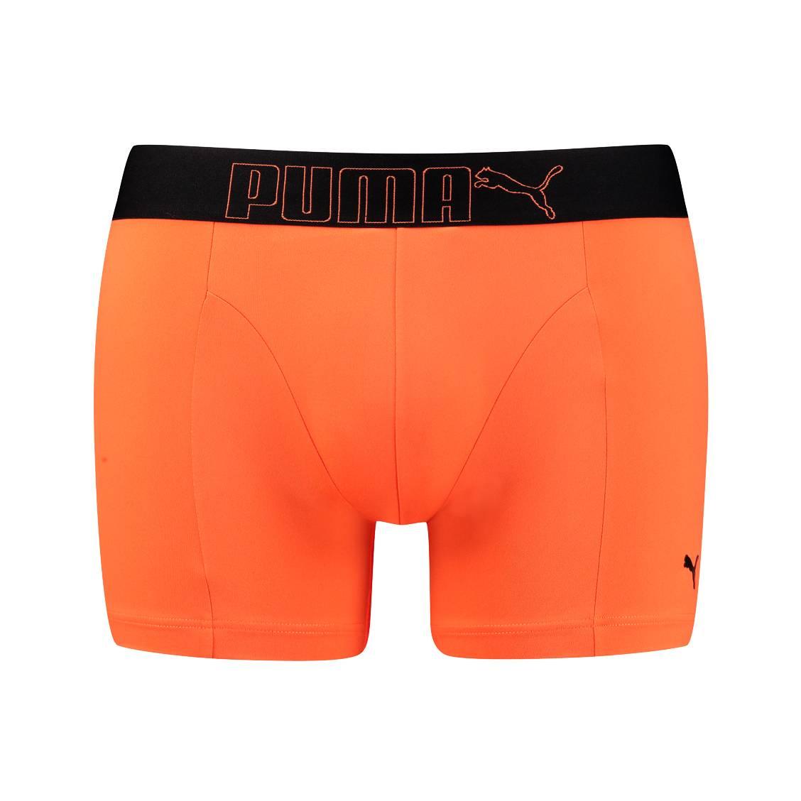 boxers puma rouge