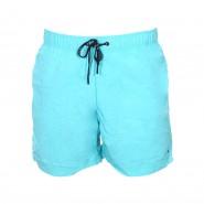Short de bain Tommy Hilfiger bleu turquoise