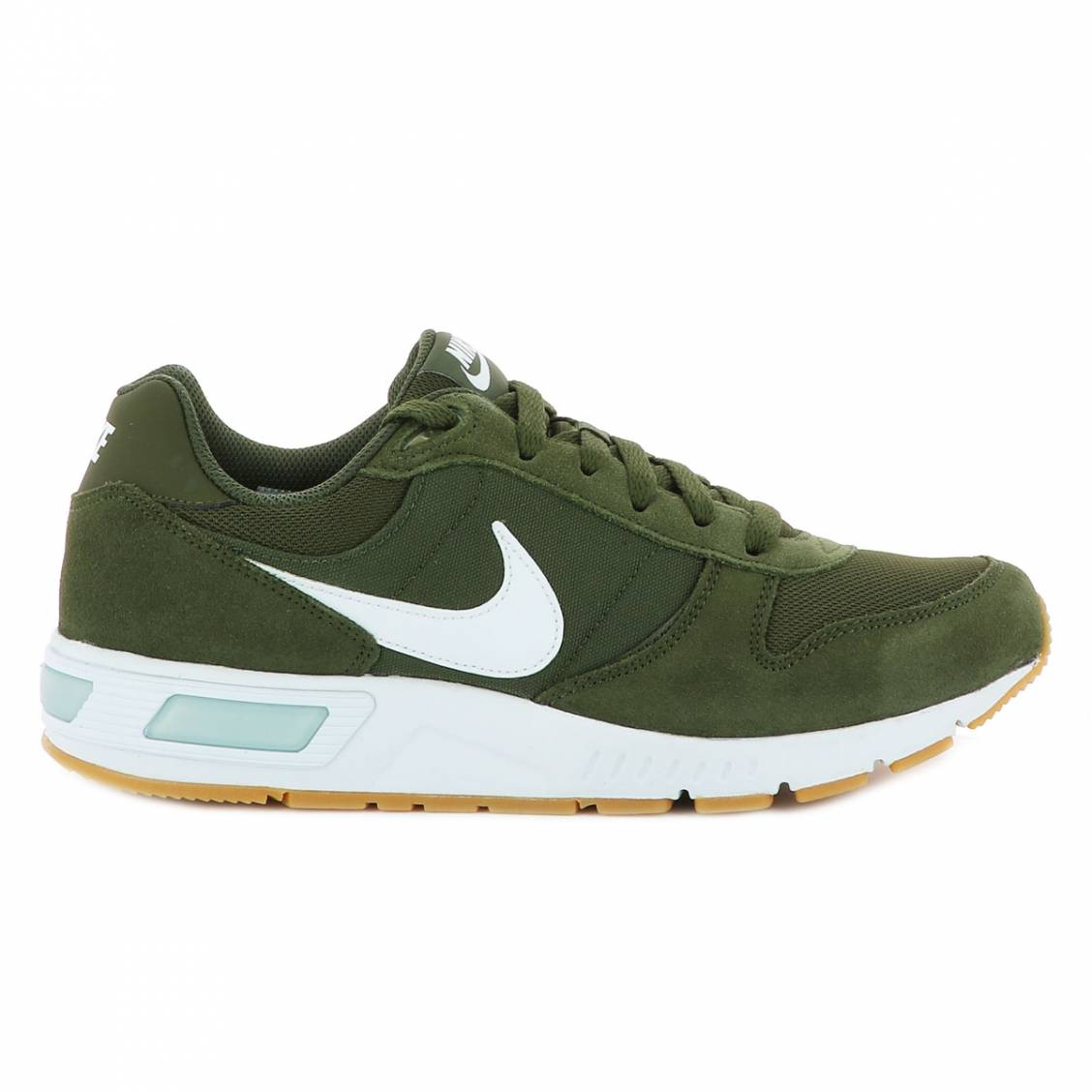 lowest price 44016 42a5a Baskets Nike Nightgazer kaki ...