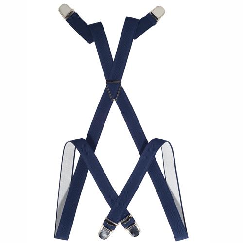 Bretelles coloris bleu