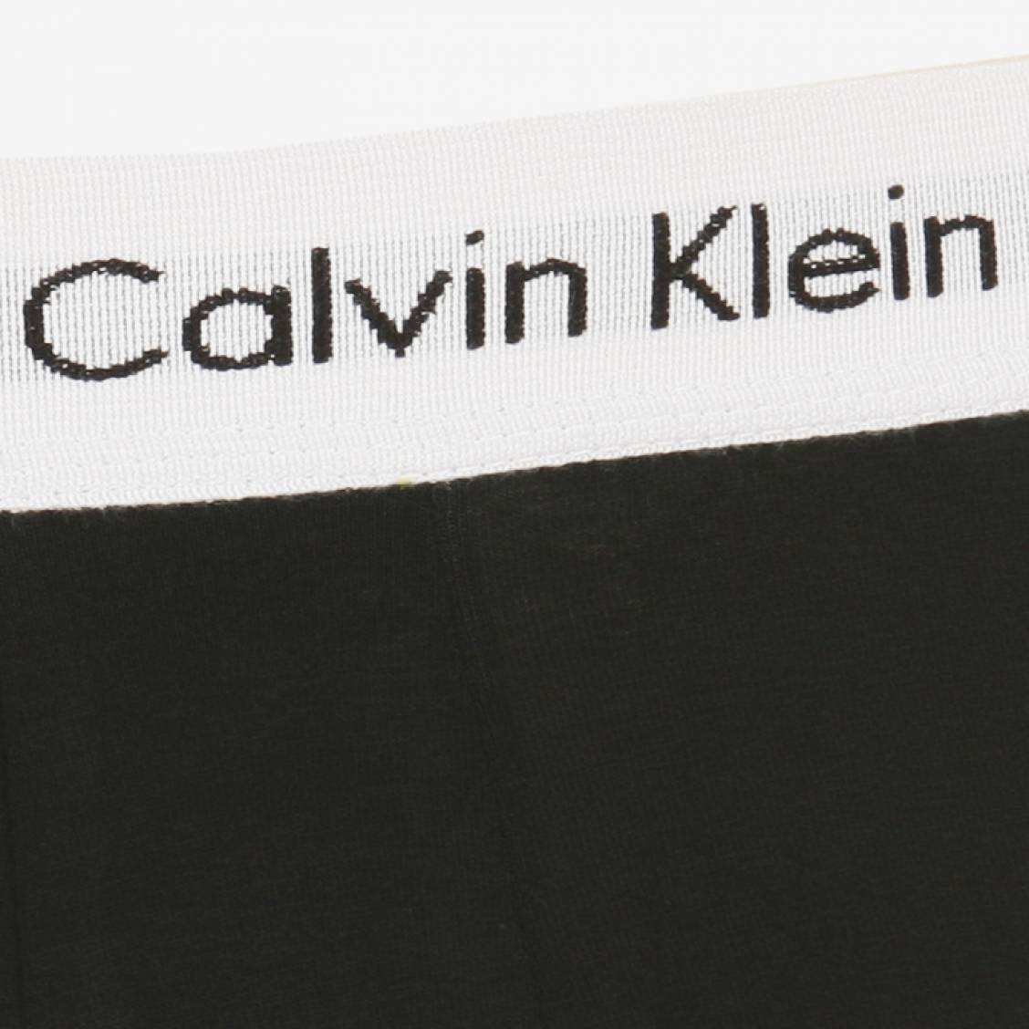 lot de 3 shortys calvin klein en coton stretch rue des hommes. Black Bedroom Furniture Sets. Home Design Ideas