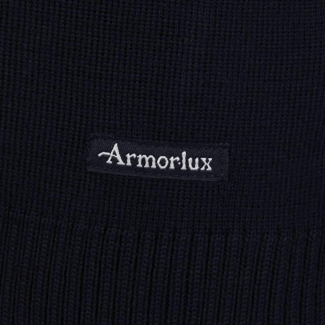 pull Armor lux Dinan bleu marine