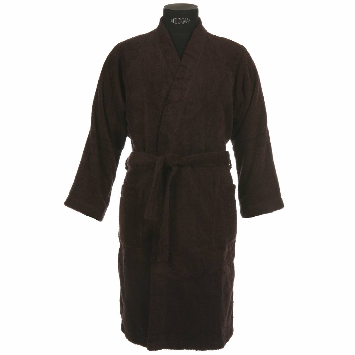 Peignoir de bain jalla marron