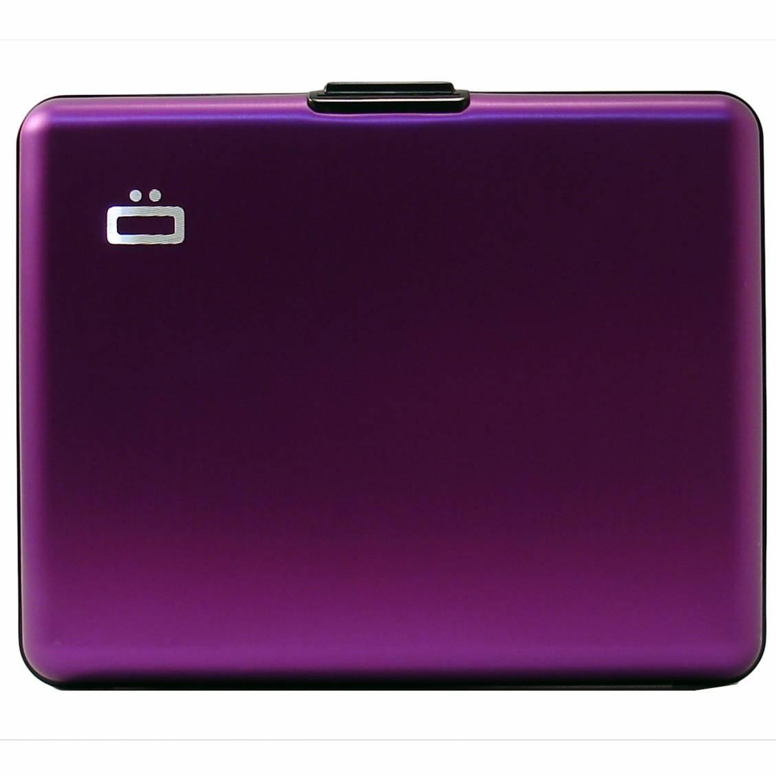 portefeuille Ögon violet