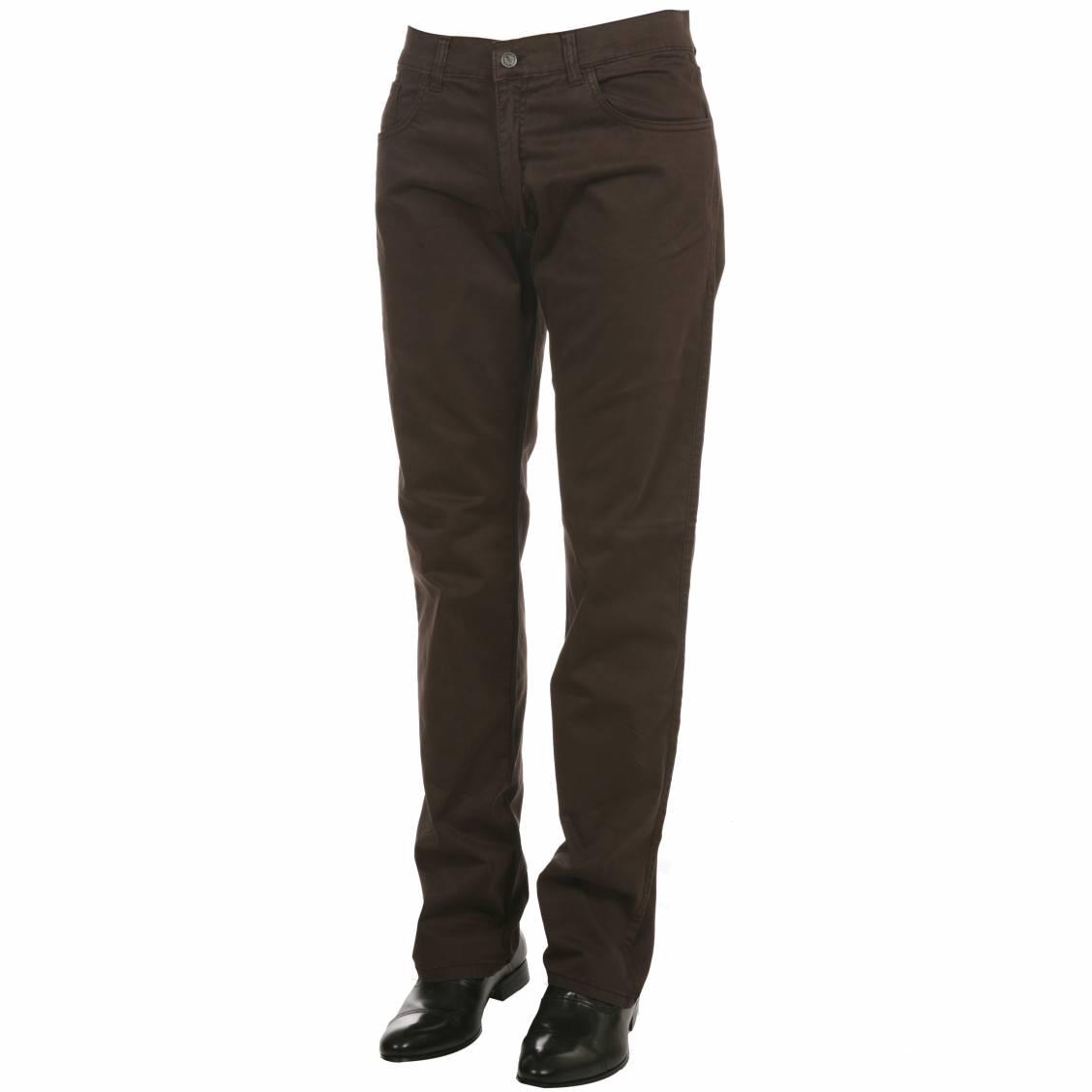 Pantalon gris hommes