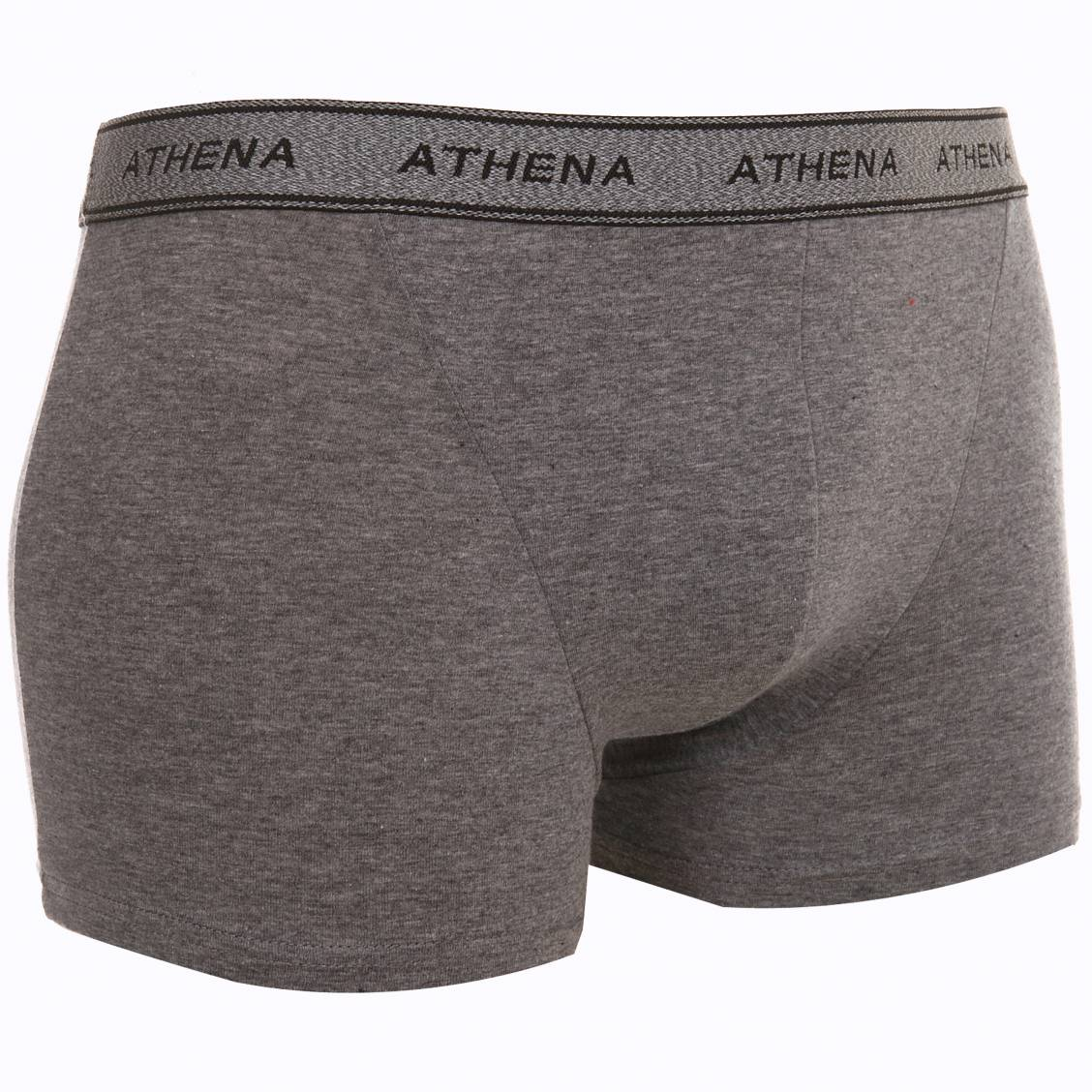 lot de boxers homme athena à ceinture grise
