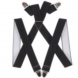 Bretelles noires