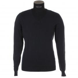Pull col V Pull homme Best Mountain