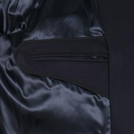 Caban Cap Sizun Armor Lux 100% laine bleu navy