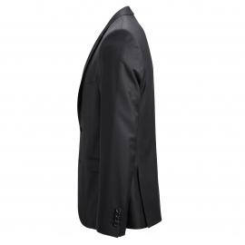 Veste de costume cintrée Selected Noire