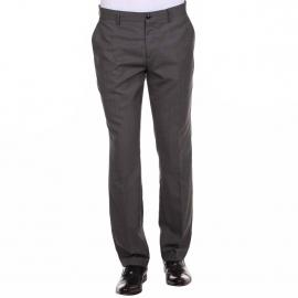 Pantalon de costume cintré GRIS Selected