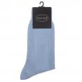 Chaussettes en fil d'écosse Bleu ciel