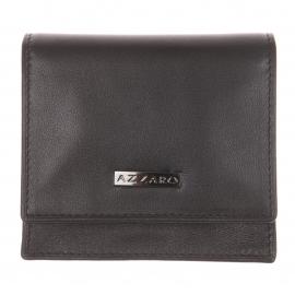 Porte-cartes Azzaro noir à emplacement porte-monnaie