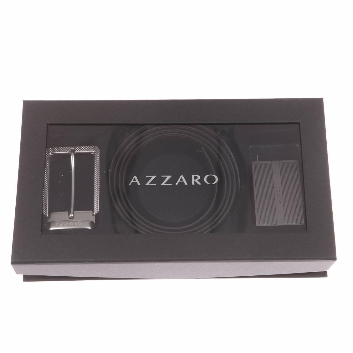 905f6229eb1 Coffret cadeau   ceinture Azzaro ajustable