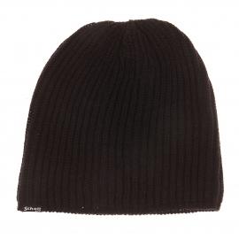 Bonnet Schott NYC en laine noire