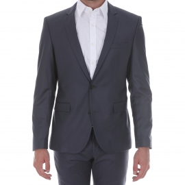 Veste de costume Selected Logan bleu indigo