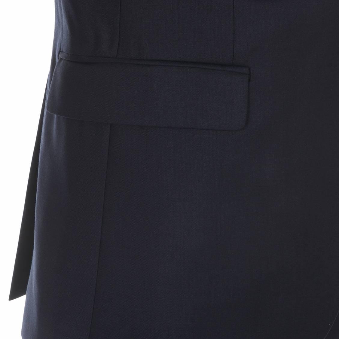 Veste de costume cintrée homme