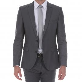 Veste de costume Selected Logan gris foncé