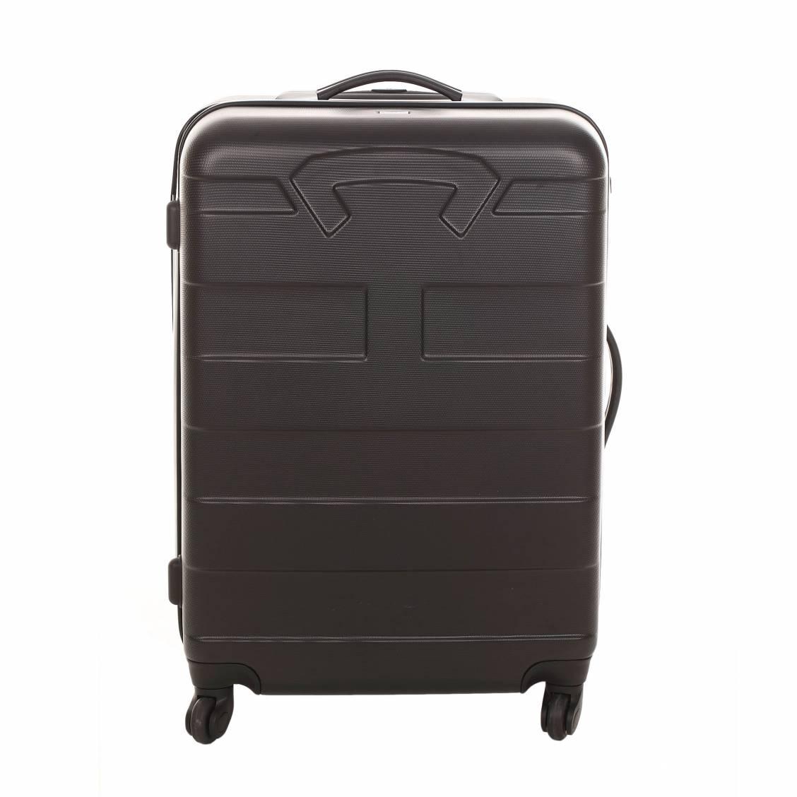 valise cabine 62l serge blanco noire ultra l g re rue. Black Bedroom Furniture Sets. Home Design Ideas