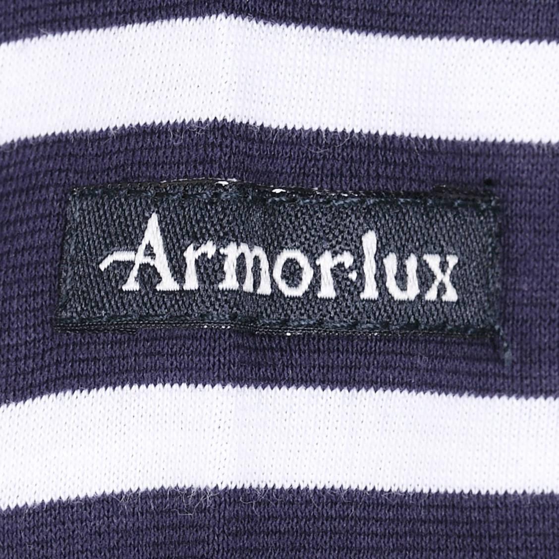 Marinière Armor Lux à manches courtes