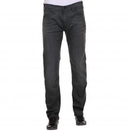 Jean Levi's 504 Straight Tapere Gris