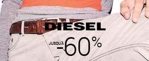 Soldes homme Diesel