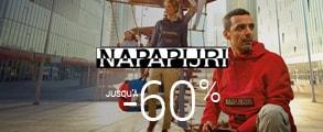 Soldes homme Napapijri