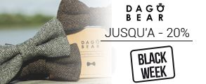 Nouvelle collection homme Dagobear