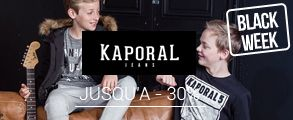 Nouvelle collection Kaporal Junior