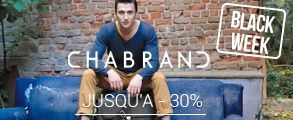 Nouvelle collection homme Chabrand