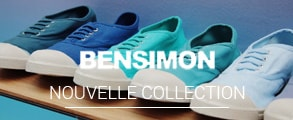 Nouvelle collection homme Bensimon