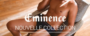 Nouvelle collection homme Eminence