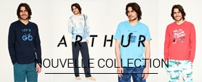 Nouvelle collection Arthur