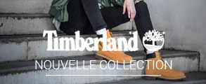 Nouvelle collection homme Timberland