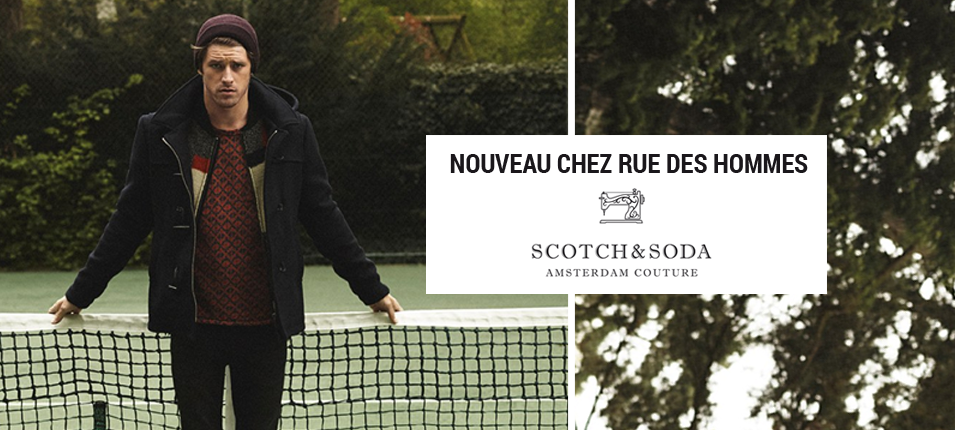 Scotch&Soda nouvelle collecion