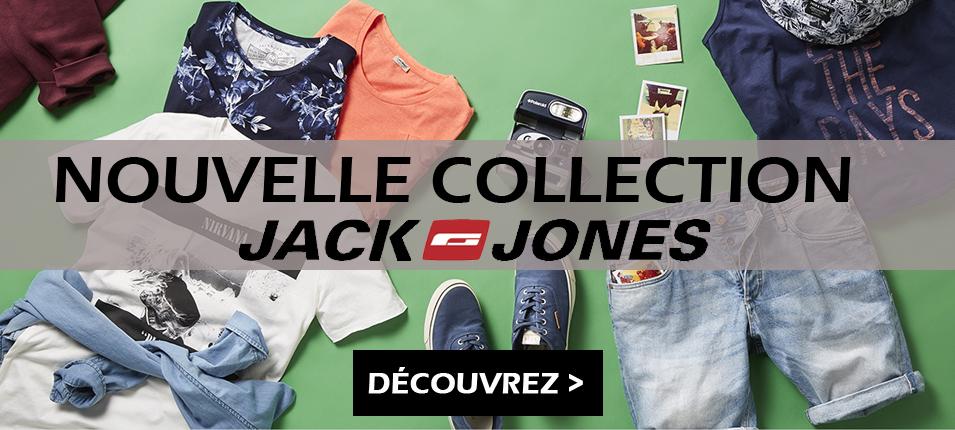 Jack&Jones nouvelle collection
