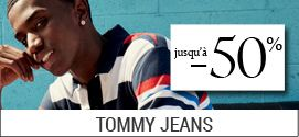 Soldes Tommy Jeans